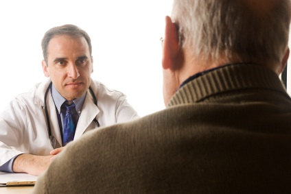 Interpersonal communication between doctor and patient