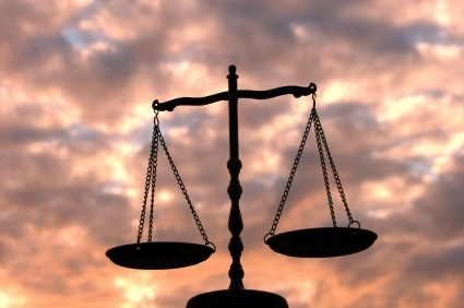 Scales of Justice and Ethics
