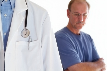 Dysfunctional doctor patient relationship