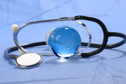 Globe and Stethoscope: Medicine and the Internet