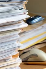 Most primary care medical offices are overrun with paperwork.